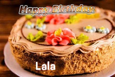 Happy Birthday Lala