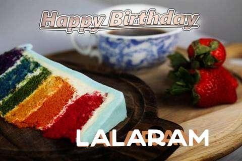 Happy Birthday Lalaram
