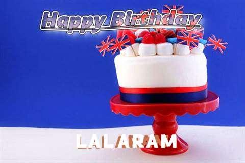 Happy Birthday to You Lalaram