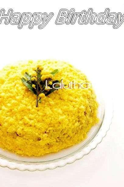 Wish Lalutha