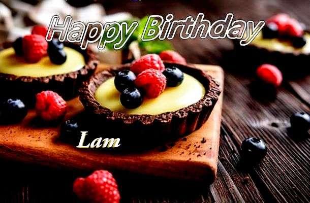 Happy Birthday to You Lam