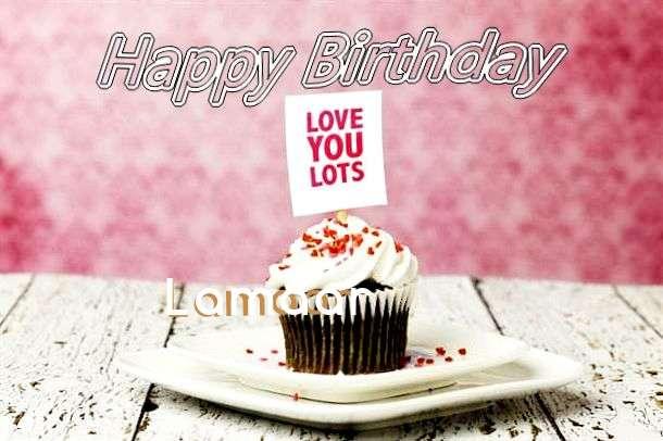 Happy Birthday Wishes for Lamaar