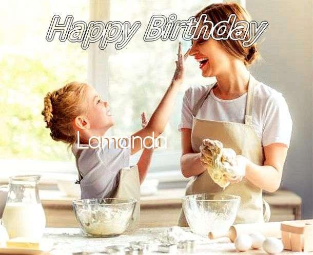 Lamanda Birthday Celebration