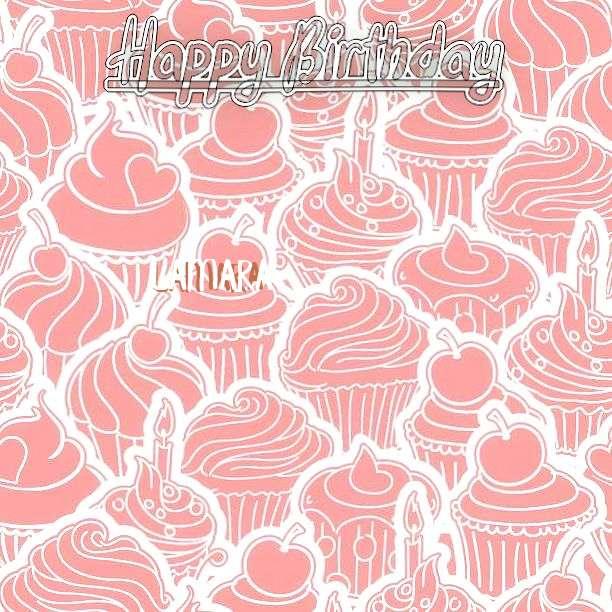 Lamara Birthday Celebration