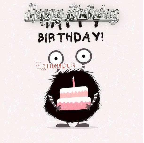 Lamarcus Birthday Celebration