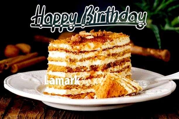 Lamark Cakes