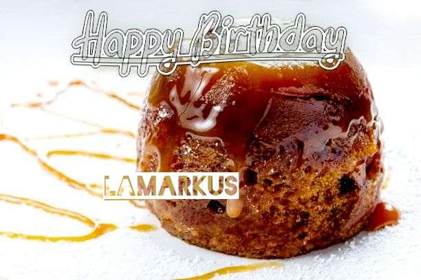 Happy Birthday Wishes for Lamarkus