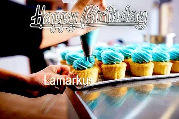 Lamarkus Cakes