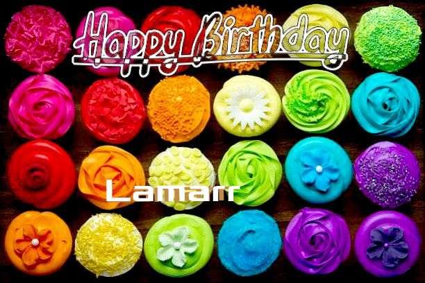Happy Birthday to You Lamarr