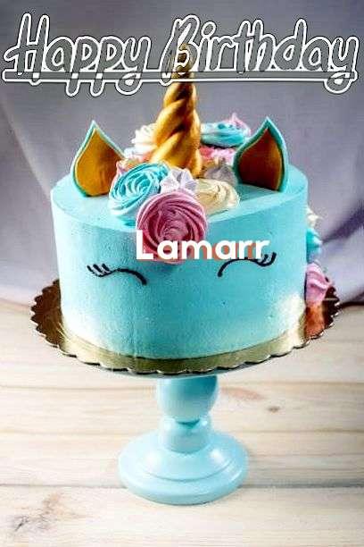 Lamarr Cakes