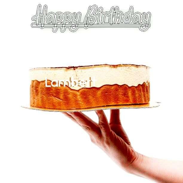 Lambert Birthday Celebration