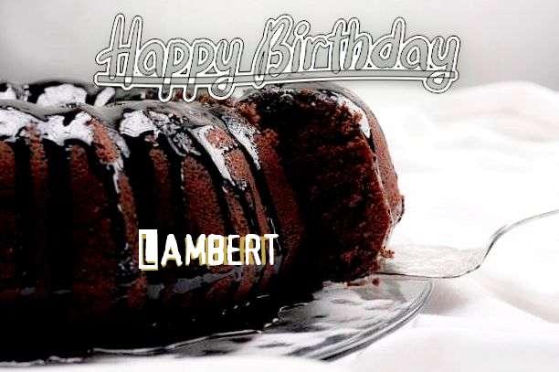 Wish Lambert