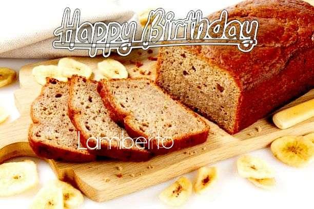 Birthday Images for Lamberto
