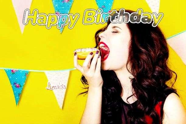 Happy Birthday to You Lamekia