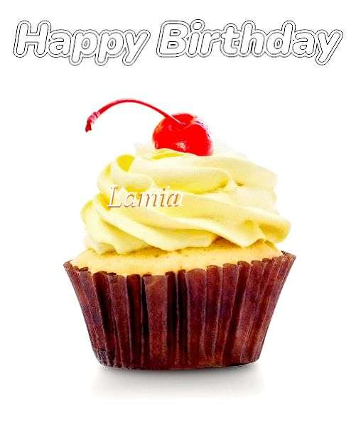 Wish Lamia