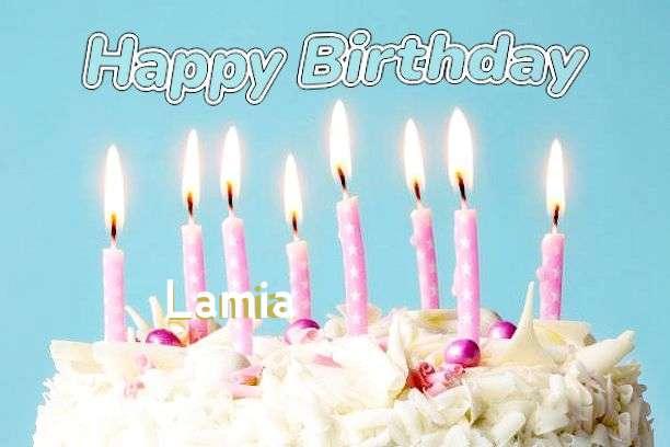 Lamia Cakes