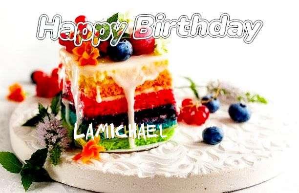Happy Birthday to You Lamichael