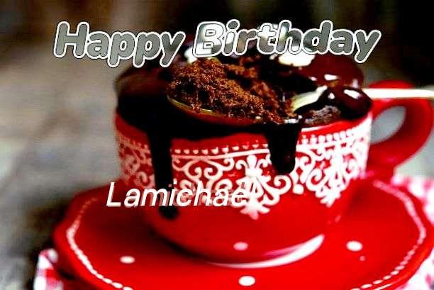 Wish Lamichael