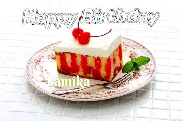 Lamika Cakes