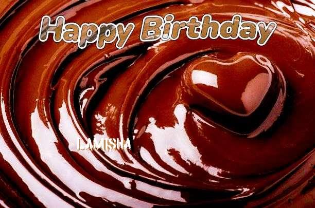 Birthday Images for Lamisha