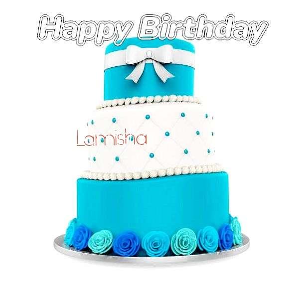 Wish Lamisha