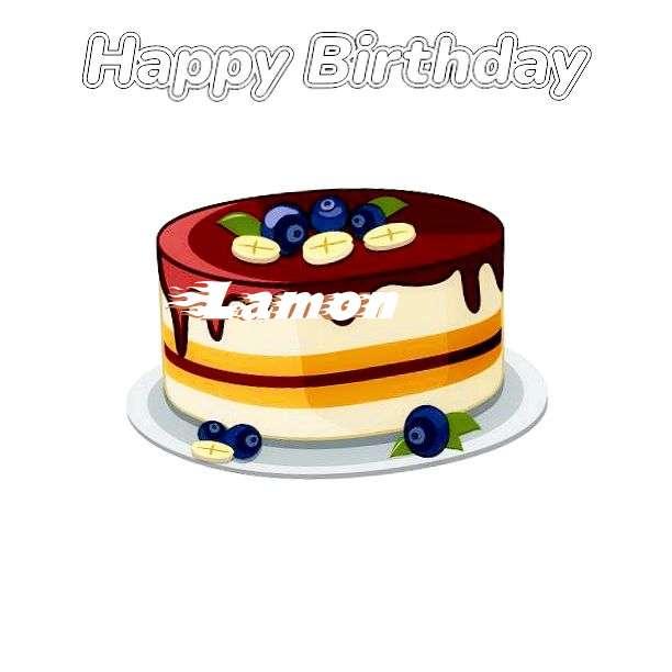 Happy Birthday Wishes for Lamon