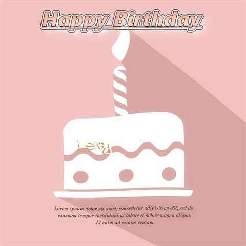 Happy Birthday Lenay