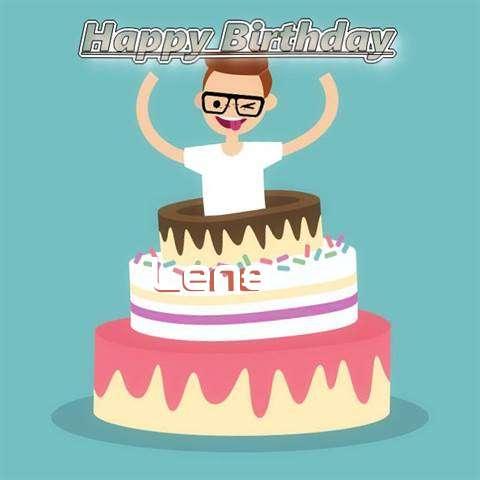 Happy Birthday Lene