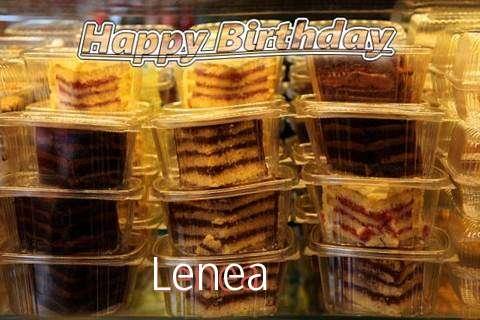 Happy Birthday to You Lenea