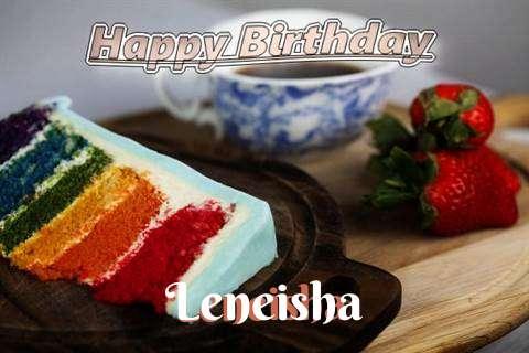 Happy Birthday Leneisha