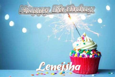 Happy Birthday Wishes for Leneisha