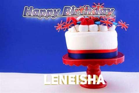 Happy Birthday to You Leneisha