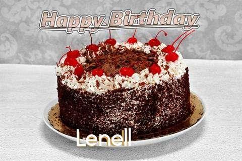 Happy Birthday Lenell