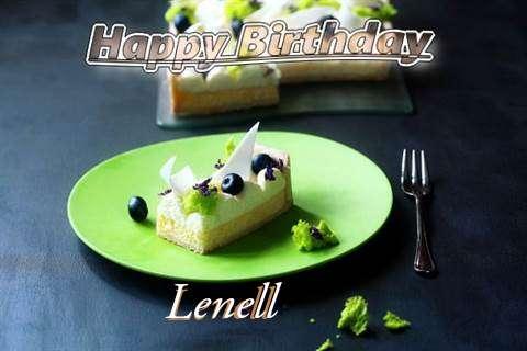 Lenell Birthday Celebration