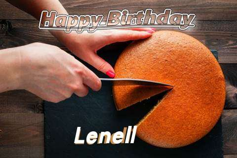 Happy Birthday to You Lenell