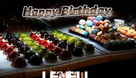 Happy Birthday Cake for Lenell