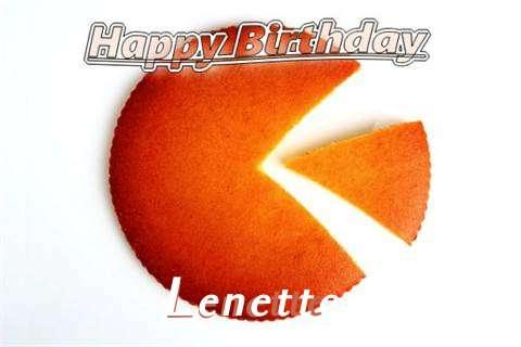 Lenette Birthday Celebration