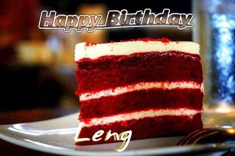 Happy Birthday Leng