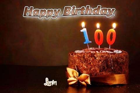 Lenin Birthday Celebration
