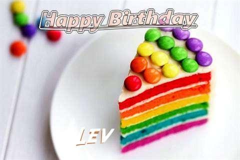 Lev Birthday Celebration