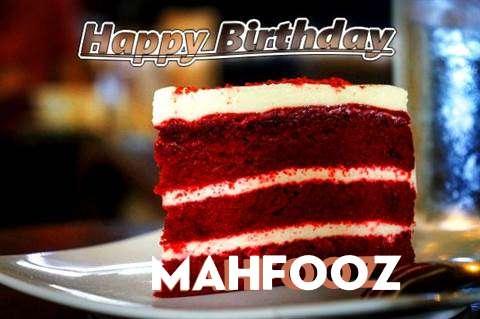 Happy Birthday Mahfooz