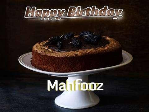 Mahfooz Birthday Celebration