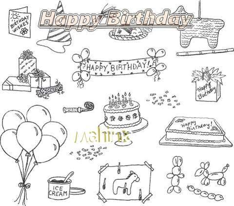 Happy Birthday Cake for Mahina
