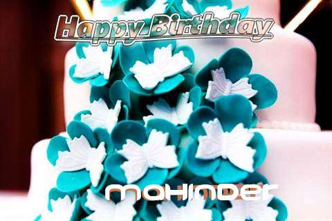 Birthday Wishes with Images of Mahinder
