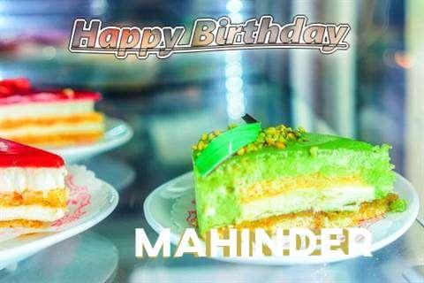 Mahinder Birthday Celebration