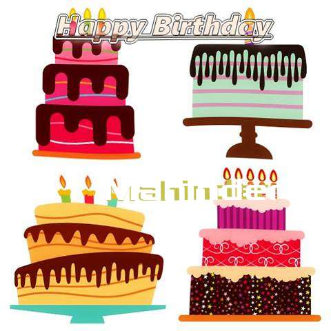 Happy Birthday Wishes for Mahinder