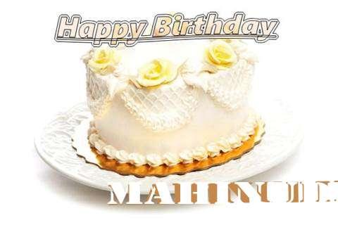 Happy Birthday Cake for Mahinudin