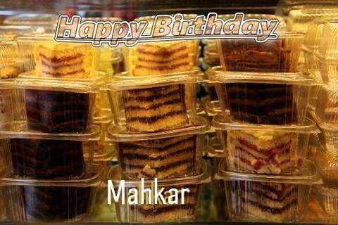 Happy Birthday to You Mahkar