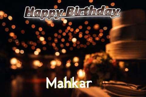 Mahkar Cakes