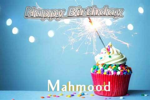 Happy Birthday Wishes for Mahmood